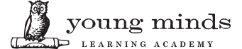 Young Minds Learning Academy Preschool Logo
